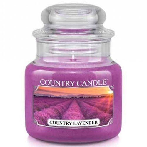Country candle świeca zapachowa 104g country lavender marki Kringle candle