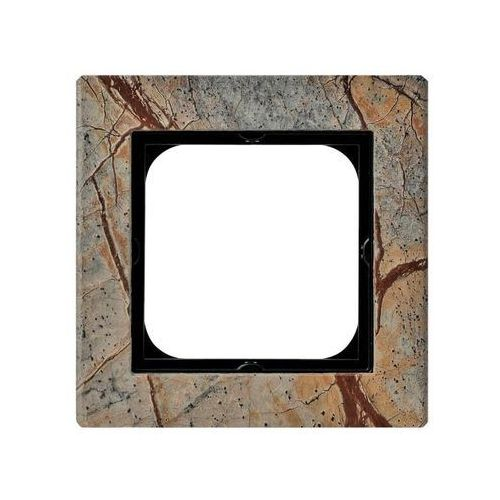 Ramka 1-krotna kamień gr 6mm R-1RK/36 SONATA (5907577447052)