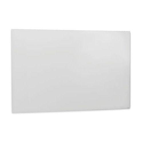 Tablica suchościeralna Mood, szkło, magnetyczna, 1500x1000 mm, szary, 3803511