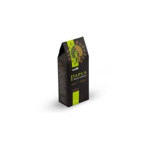 Kawa smakowa papua nowa gwinea box ziarnista marki Tommy cafe