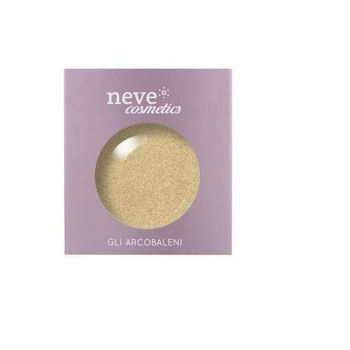Cień mineralny prasowany do powiek: - pioggia acida marki Neve cosmetics