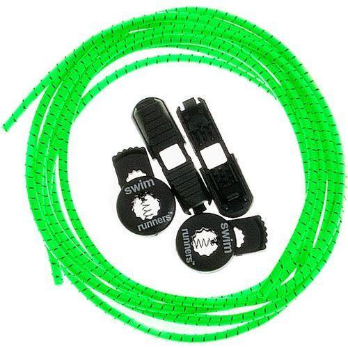 swimrun 2x100cm zielony 2018 akcesoria pływackie i treningowe marki Swimrunners