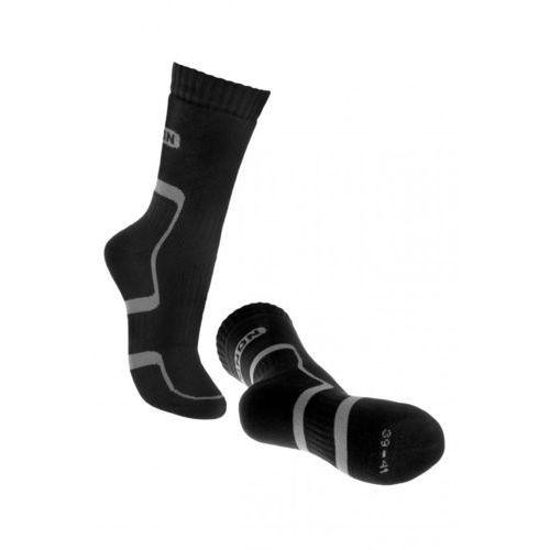 Z-style cz Skarpety trekkingowe bennon trek black-grey (d22001) (2010000157213)