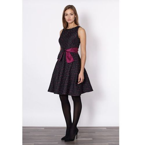 Sukienka Model Elena 20573 Black marki Click Fashion