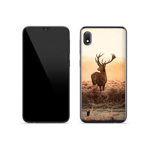 Etuo foto case Samsung galaxy a10 - etui na telefon foto case - jeleń na łące