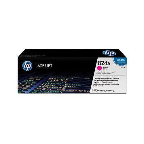 Toner Oryginalny HP 824A (CB383A, CB383YC) (Purpurowy) - DARMOWA DOSTAWA w 24h - sprawdź w wybranym sklepie