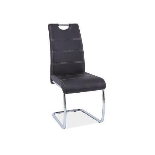 Krzesło H-666 Czarny