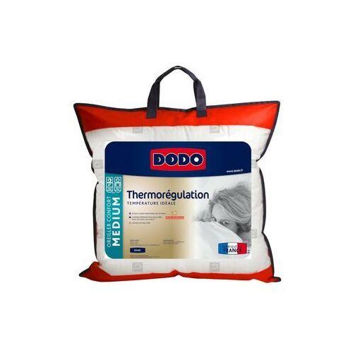Poduszka idealne ciepło thermo regulation medium - 60x60 cm marki Dodo