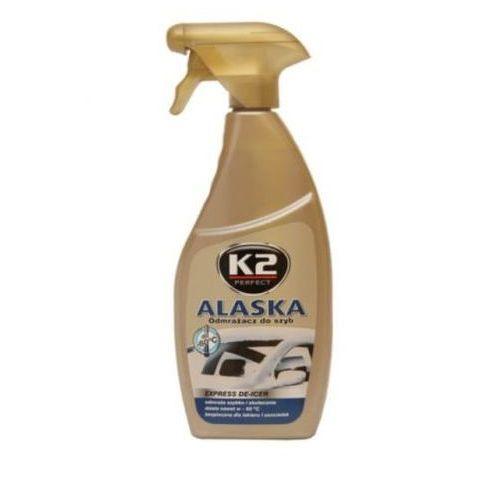Odmrażacz do szyb alaska 700 ml marki K2