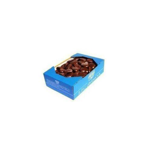 Ciasteczka kruche oblane polewą kakaową haneczki 1 kg luz  marki Skawa