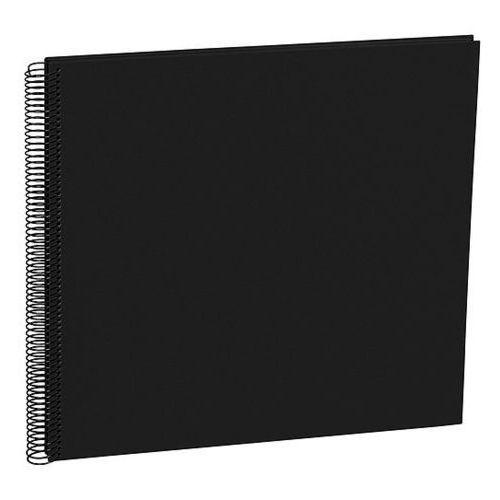 Album na zdjęcia Uni Economy czarne karty duży czarny, 352903
