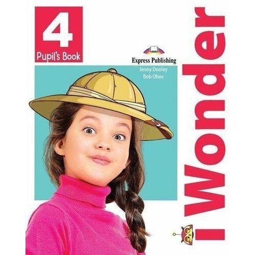I Wonder 4 PB + ieBook EXPRESS PUBLISHING - Jenny Dooley, Bob Obee, oprawa broszurowa