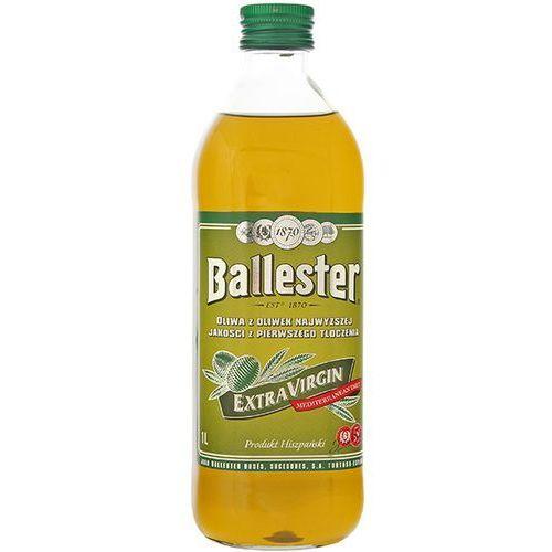 1l hiszpańska oliwa z oliwek extra virgin z pierwszego tłoczenia   darmowa dostawa od 150 zł!, marki Ballester