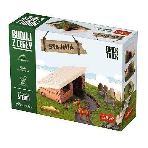 Trefl Brick Trick Stajnia S - DARMOWA DOSTAWA OD 199 ZŁ!!!
