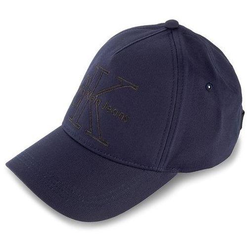 Czapka z daszkiem - j re-issue baseball k40k400101 426 marki Calvin klein jeans