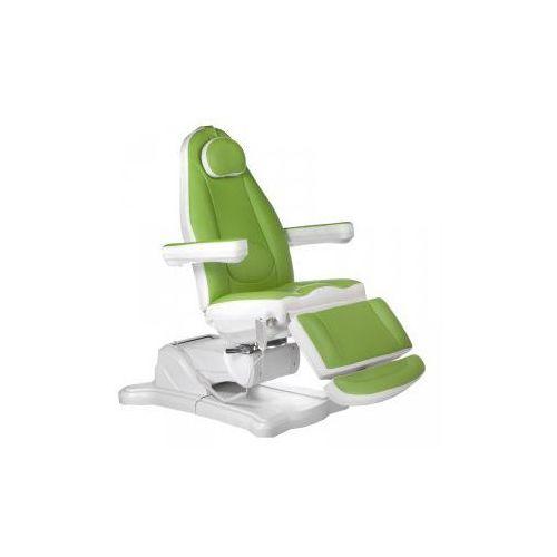 Elektryczny Fotel Kosmetyczny Mazaro Br-6672 Zielony