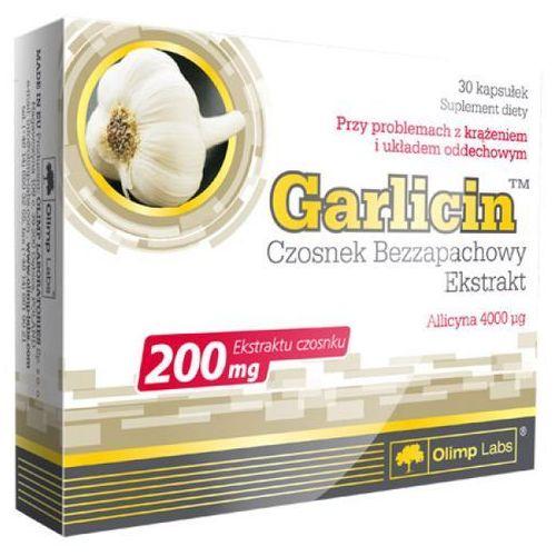 Kapsułki Olimp Garlicin kaps. 0,2 g 30 kaps.