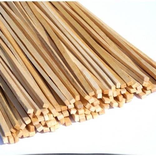 Patyczki do waty cukrowej - 280 x 5 x 4 mm - 50 szt. (5907509904851)