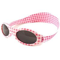 Banz Okulary przeciwsłoneczne dzieci 0-2lat uv400 - lily pink (9330696003629)
