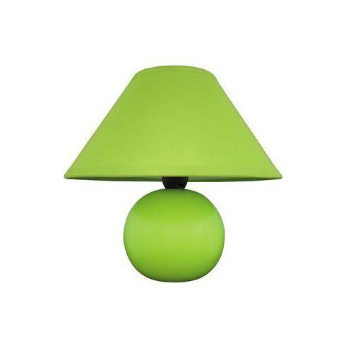 Rabalux Lampa stołowa lampka ariel 1x40w e14 zielona 4907 (5998250349077)