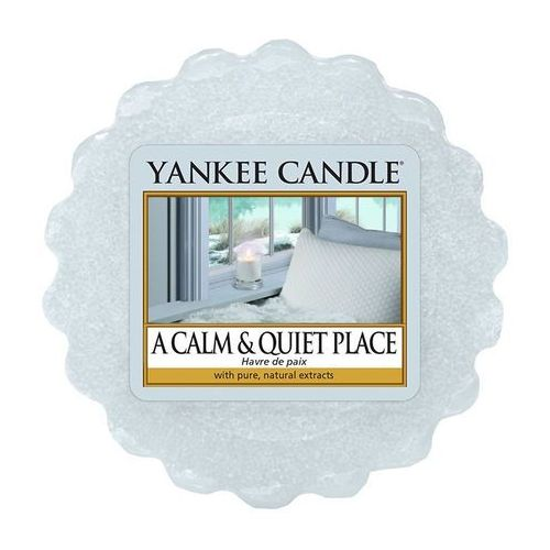 Yankee candle - wosk zapachowy a calm & quiet place