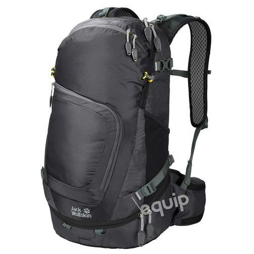 Plecak turystyczny Jack Wolfskin Crosser 26 - black