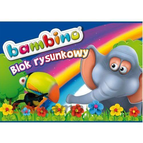 Blok rysunkowy a4/20 bambino (10 szt.) marki St-majewski papier