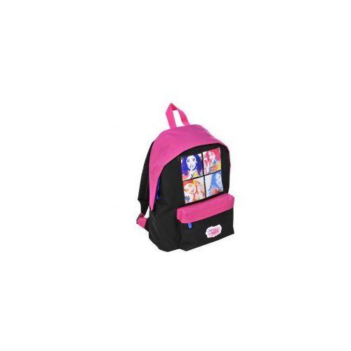 Plecak szkolny miejski VIOLETTA wycieczkowy GRATIS, kolor fioletowy