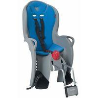 HAMAX fotelik rowerowy Sleepy - Medium Grey/Light Blue (7029775515246)