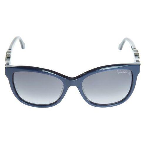 Roberto Cavalli Okulary przeciwsłoneczne Niebieski UNI, kolor niebieski