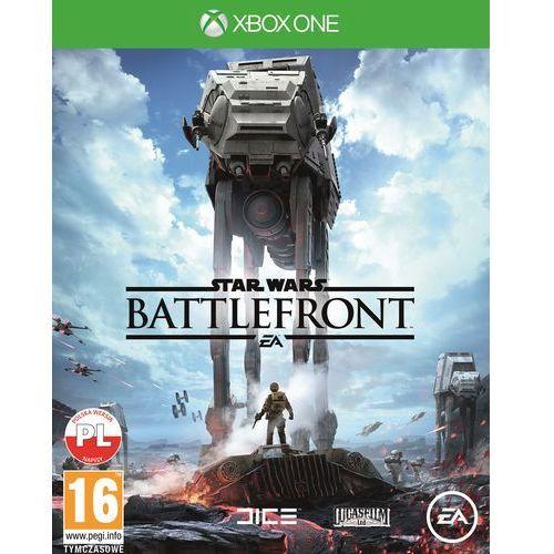Star Wars Battlefront (Xbox One). Najniższe ceny, najlepsze promocje w sklepach, opinie.