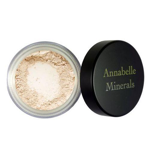 Annabelle Minerals - Mineralny podkład matujący - 10 g : Rodzaj - Natural light, 5902596579241