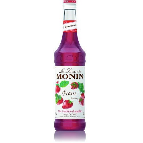 Syrop smakowy Monin Strawberry, truskawka 0,7l, 4341