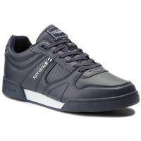 Sneakersy SPRANDI - MP07-17040-03 Granatowy, w 3 rozmiarach
