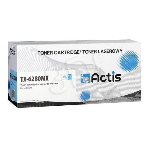 Actis Toner TX-6280MX / 106R01401 (Magenta) Darmowy odbiór w 21 miastach! (5901443100829)