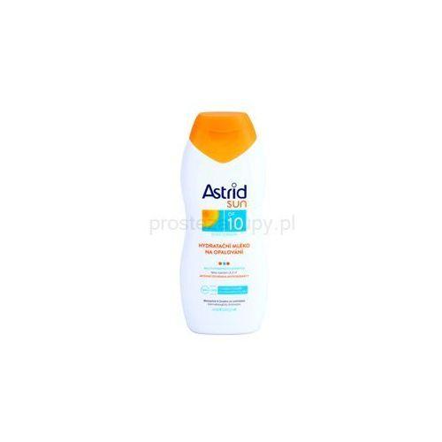Astrid Sun nawilżające mleczko do opalania SPF 10 + do każdego zamówienia upominek.