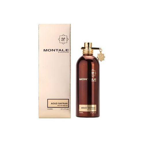 Montale Paris Aoud Safran woda perfumowana 100ml unisex