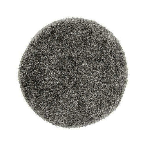 Dywan shaggy EVO ciemnoszary okrągły śr. 60 cm