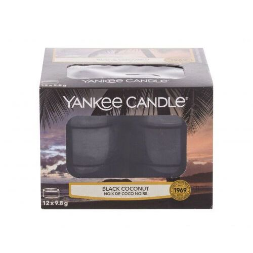 black coconut świeczka zapachowa 117,6 g unisex marki Yankee candle