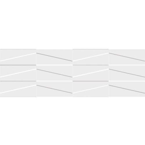 Paradyż Tel awiv bianco sciana c st. rekt.29,8x89,8 gatii