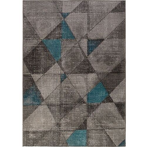 Obsession Dywan tilas 245 szary outdoor 80 x 150 cm (4054293090824)