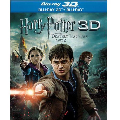Harry Potter i Insygnia Śmierci - część 2 3D (3 Blu-Ray) - David Yates DARMOWA DOSTAWA KIOSK RUCHU