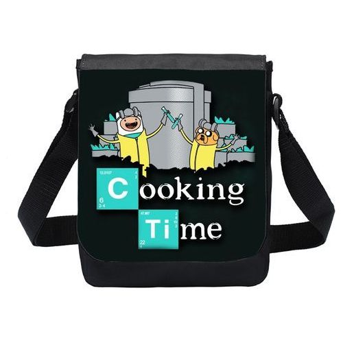 Megakoszulki Torba na ramię mała cooking time 2