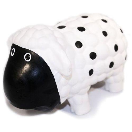 Zabawka z dźwiękiem dla psa, lateksowa w kształcie owcy marki Happypet