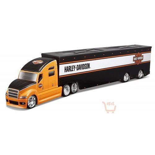 harley davidson ciężarówka przegubowa marki Maisto