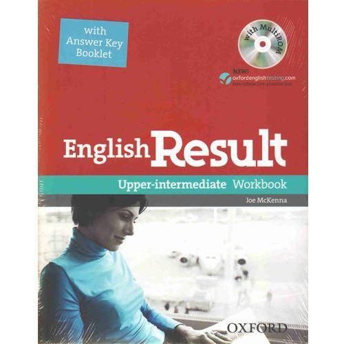 English Result Upper Intermediate Ćwiczenia z Odpowiedziami + MultiROM, oprawa miękka