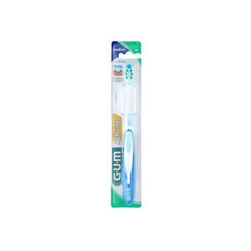G.U.M Activital Compact szczoteczka do zębów medium + do każdego zamówienia upominek.