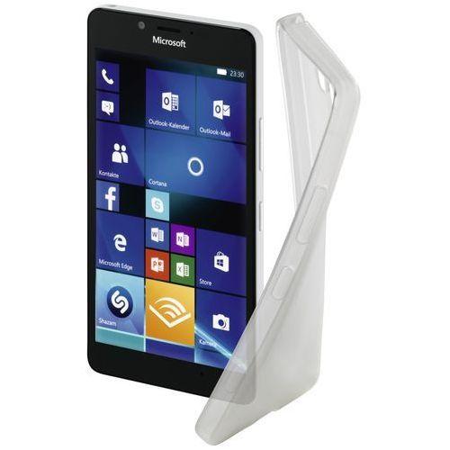 Hama Etui na smartfon crystal cover do microsoft lumia 950 przezroczysty