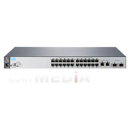 Przełącznik aruba 2530 24 switch j9782a marki Hewlett packard enterprise