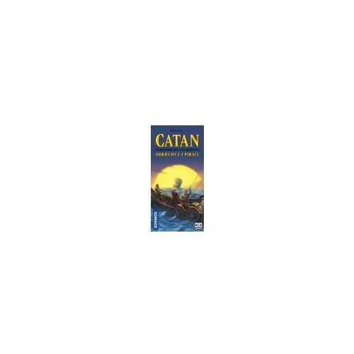 Catan - odkrywcy i piraci - dodatek dla 5-6 graczy (nowa edycja) - poznań, hiperszybka wysyłka od 5,99zł! marki Galakta
